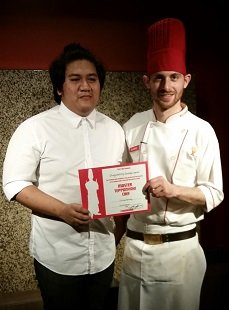 """Aspiring Chef Receives """"Perfect Gift"""" from Host Family"""