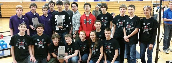 Robotics Team was Highlight for PSE Student