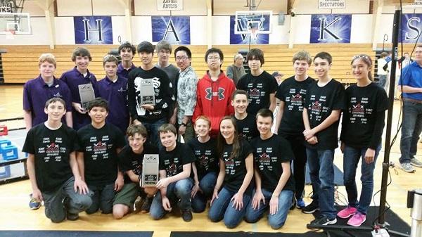 Robotics Team was Highlight for PSE Student