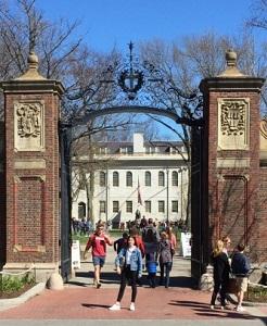A Harvard Dream Come True